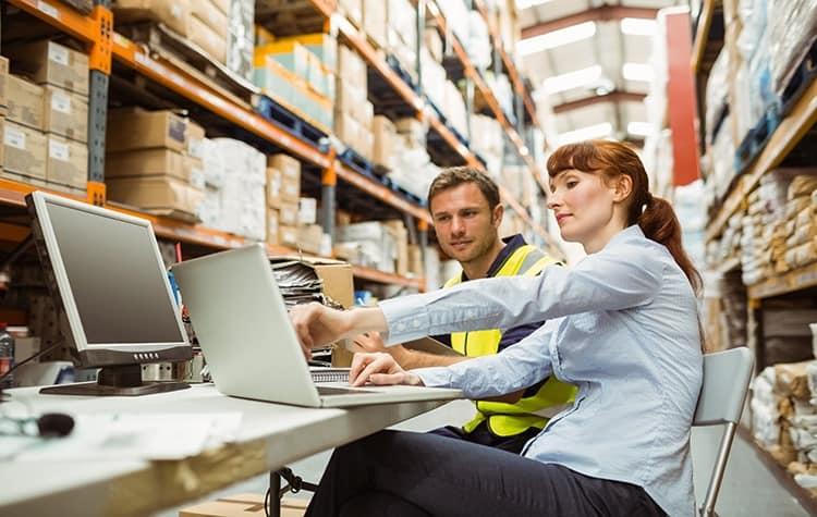 Produzione e movimentazione sotto controllo? La logistica a servizio del tuo piano industriale 4.0 e del tuo canale e-commerce per un efficace controllo della tua azienda.